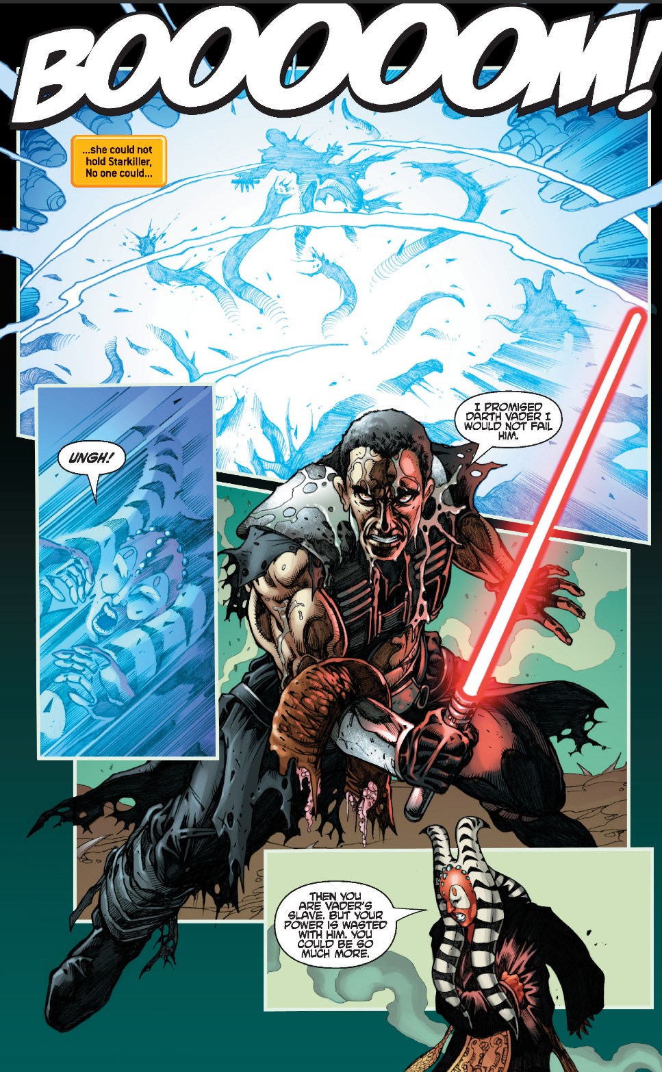 SS -  Darth Plagueis (Meatpants) vs Galen Marek (ArkhamAsylum3) Galen_12