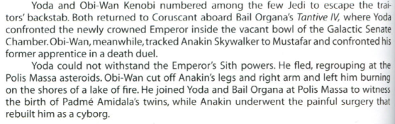 Top Fifteen Most Powerful Star Wars Characters - Ultimate Source Compendium Sidiou12