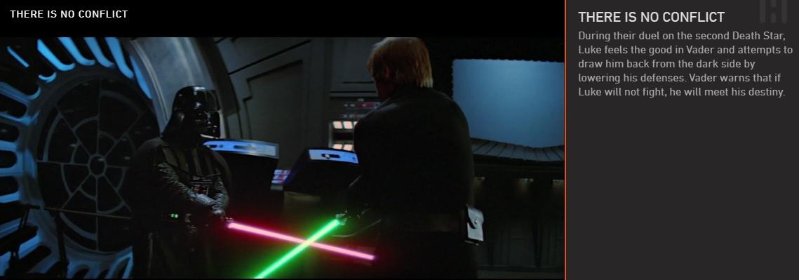 RoTJ Luke vs Darth Vader Vader710