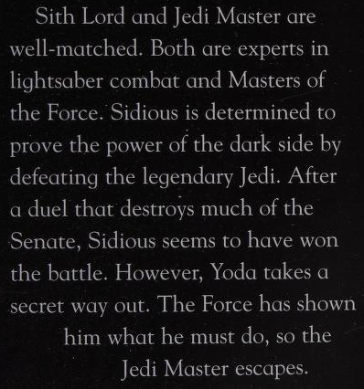 Top Fifteen Most Powerful Star Wars Characters - Ultimate Source Compendium Yoda_c12